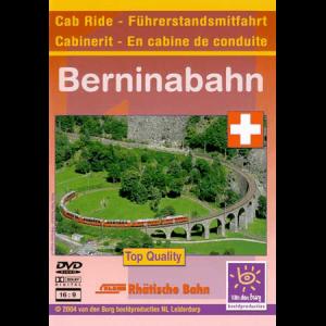 Cab Ride 1 - Rhaetian Railway - Bernina Railway