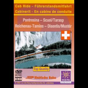 Drivers rides 3 - Engadin - Rheintal