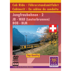 Drivers rides 12 Jungfrau Railway Part 2