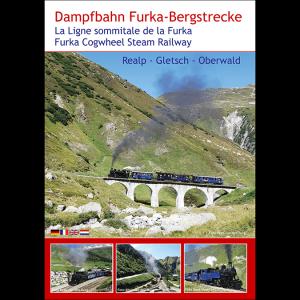 Furka Cogwheel Steam Railway (2015)