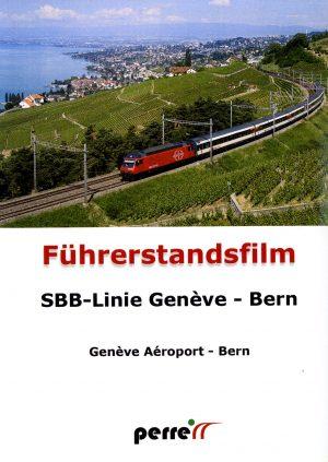 SBB Linie Genève Bern