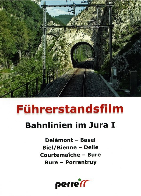 Bahnlinien im Jura I