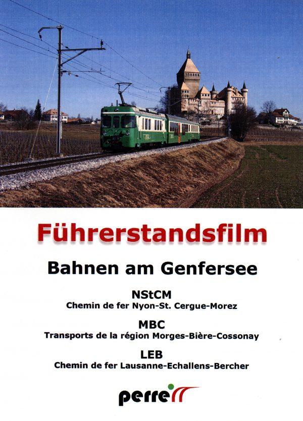 Bahnen am Genfersee