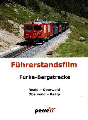 Furka-Bergstrecke