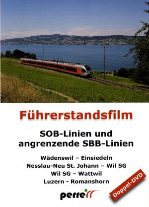 SOB Linien and adjoining SBB Linien