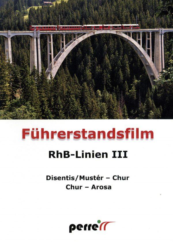 RhB Linien III