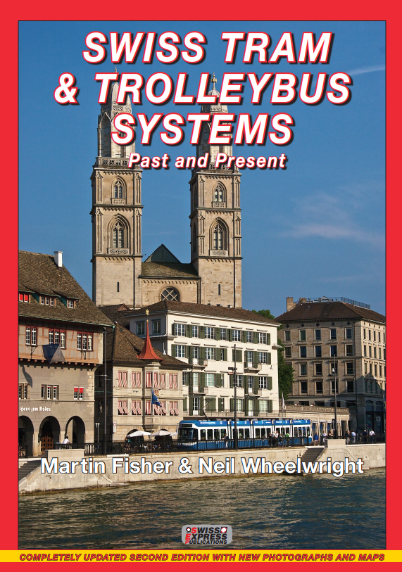 Swiss Trams and Trolley Buses 2