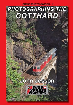 Swiss Photo Guide 1 - The Gotthard