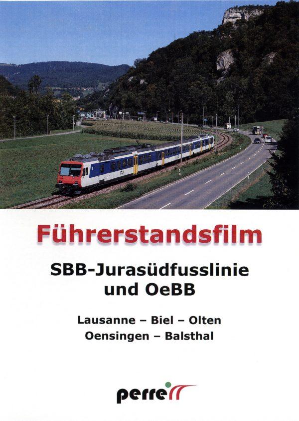 PE149 SBB Jurasudfusslinie and OeBB