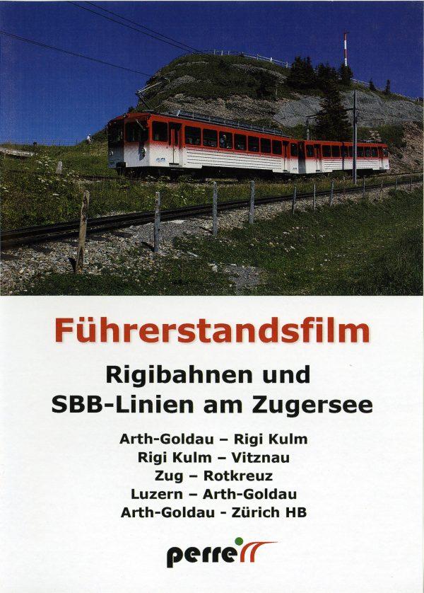 PE151 Front Rigi Bahn and around