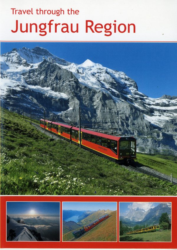 Travel through the Jungfrau Region