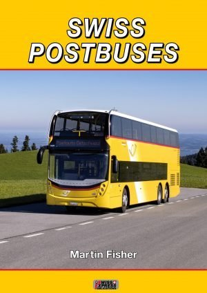 Swiss Postbuses - Second Edition
