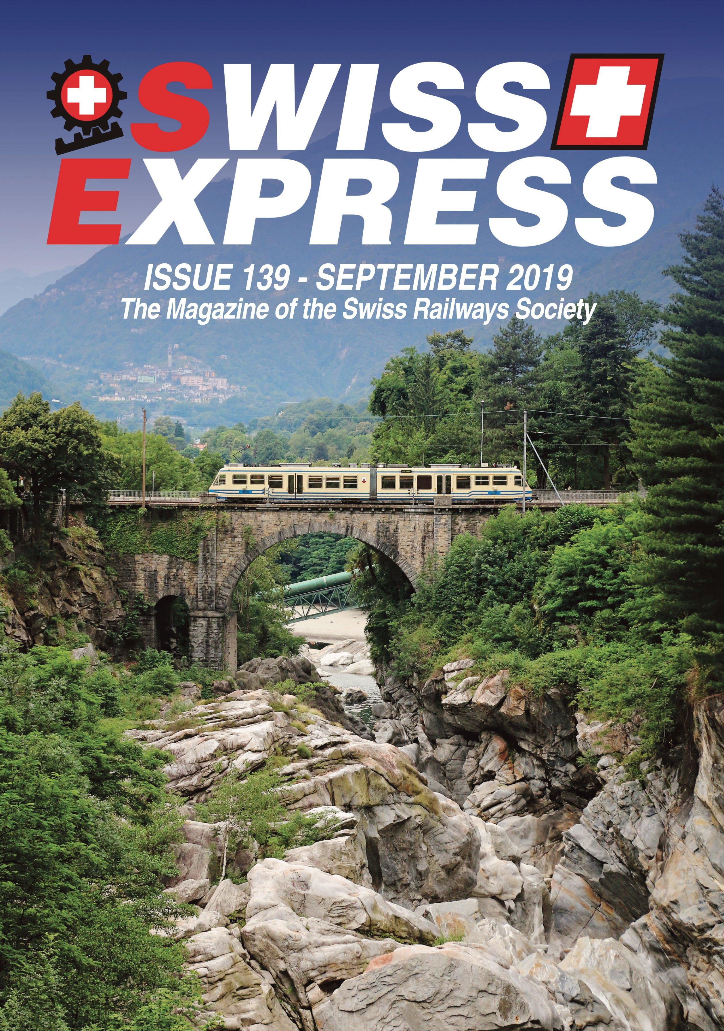 SWISS Magazine September 2019 Manchester by Swiss