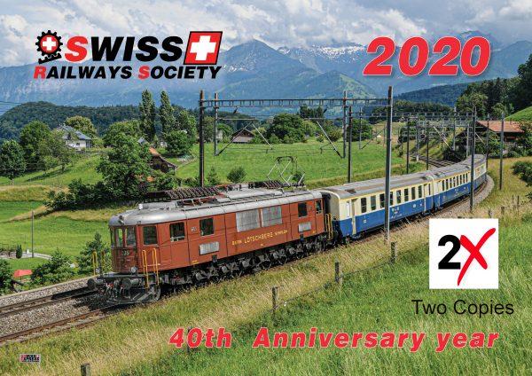2020 Calendar - twin pack