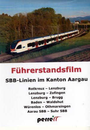 SBB Lines in Aargau