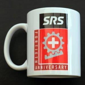 SRS Anniversary Mug