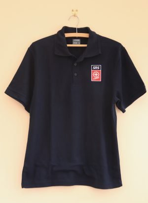New Navy Polo Shirt