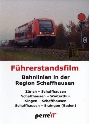 Railway lines in the Schaffhausen region